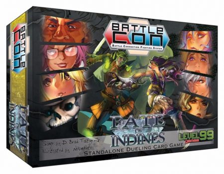 Tales of Tabletop Gaming: BATTLECON – Fate of Indines (Review)