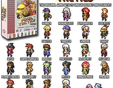 Tales of Tabletop Gaming: Pixel Tactics (Review)