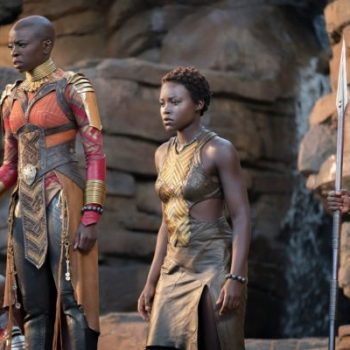 The Dora Milaje Step Into Formation in Black Panther Featurette!