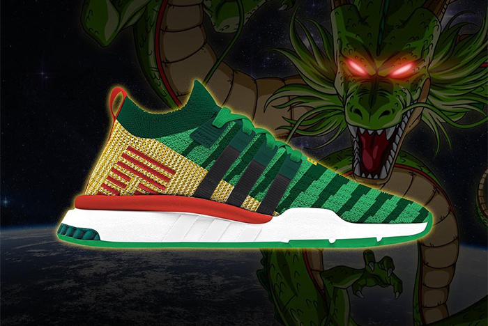 Kick the Dragon! Dragon Ball Z Sneakers From Adidas Coming This Fall! -  FanBros.com