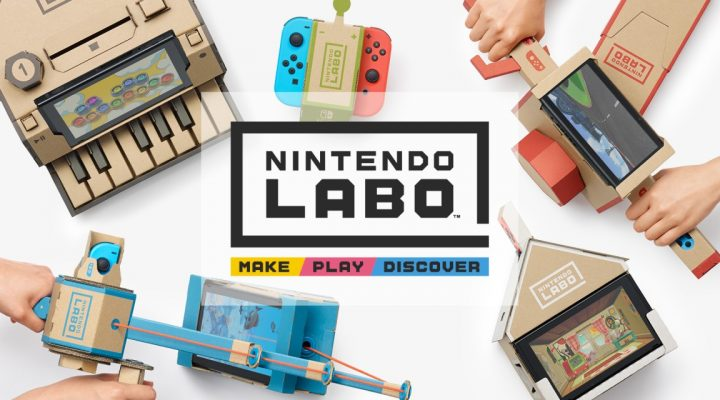 Gaming News Roundup – Jan 22: Nintendo Labo, PUBG Cheater Crackdown, Fable 4 and more