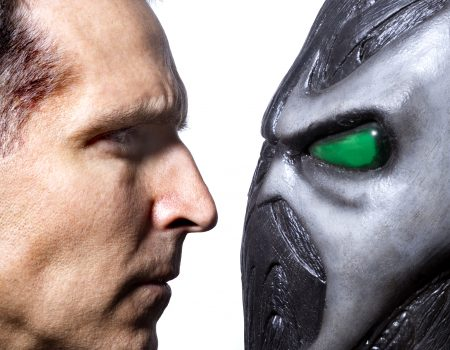Spawn Speaks? 'Not Quite,' Says Todd McFarlane