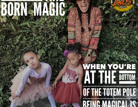Black Girls Are Born Magic Feat. Cree Summer (FanBrosShow)