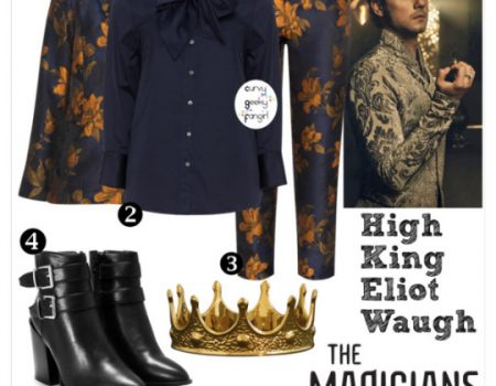 FANDOM FASHIONS: The Magicians Season 2