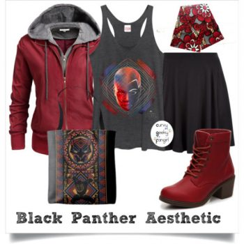 FANDOM FASHIONS: Black Panther Aesthetic