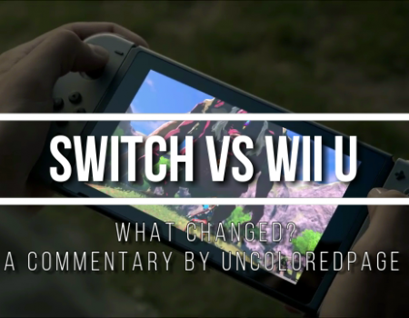 How The Wii U Failed and The Switch Prospered