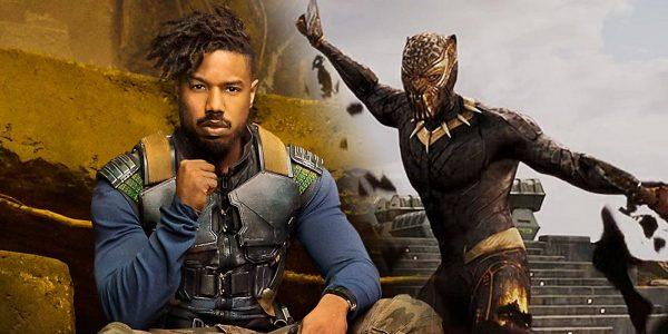 Killmonger - Black Panther