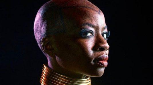 Okoye - Black Panther