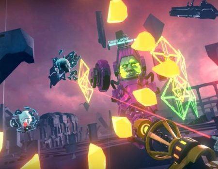 Bullet Hell for a New Age, Blasters of the Universe Takes Aim (REVIEW)