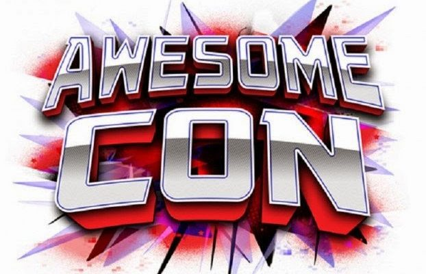 Con Season 2018: Awesome Con March 30-April 1st (Visit FanCon Booth #1866!)