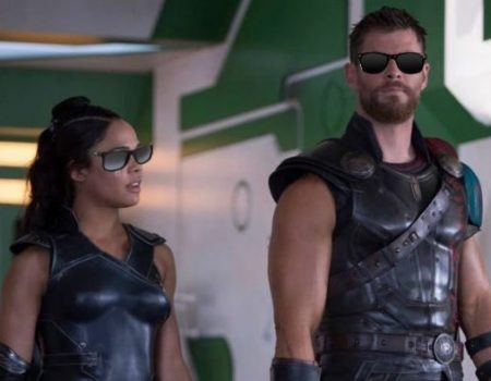 Men in Black Sequel Starring Tessa Thompson and Chris Hemsworth in Development at Sony Pictures!