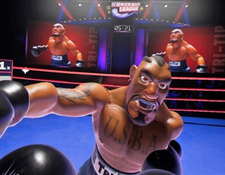 Return of the (Little) Mack! Knockout League Brings Familiar Action to VR! (REVIEW)