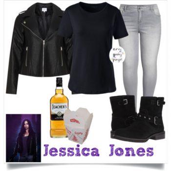 Fandom Fashion: Jessica Jones Season 2