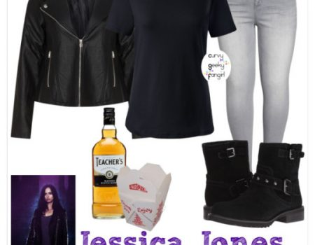 Fandom Fashion: Jessica Jones Season 2