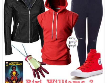 FANDOM FASHION: Riri Williams