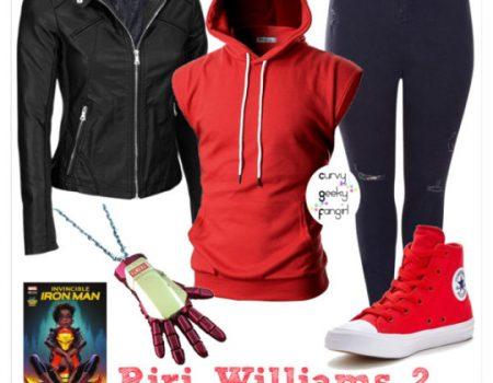 FANDOM FASHION: Riri Williams