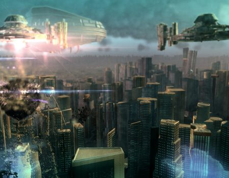 Take to the Skies in Megaton Rainfall, VR's Only Superhero Simulator! (REVIEW)