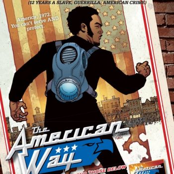 "DC Comics' ""The American Way"" to Become a Feature, Directed by Series Creator John Ridley!"