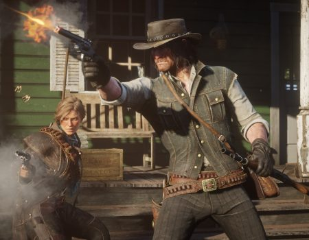 Gaming News Roundup – May 7: Red Dead 2 Details, God Of War, Harry Potter: Hogwarts Mystery
