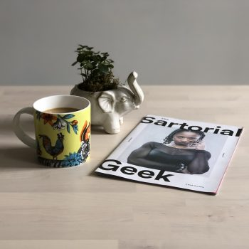 The Sartorial Geek and Jordandene: A Magazine & Lifestyle Goods For the Geek in All of Us