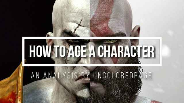 How To Age A Character: A God Of War Analysis