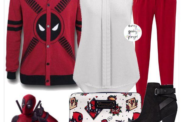 FANDOM FASHIONS: Deadpool 2 Sets