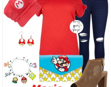 FANDOM FASHIONS: Super Mario Bros (The Film) 25th Anniversary
