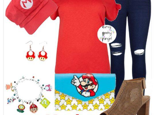 FANDOM FASHIONS: Super Mario Bros (The Film) 25th Anniversary