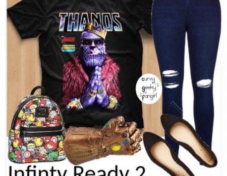 Fandom Fashions: Avengers Infinity War