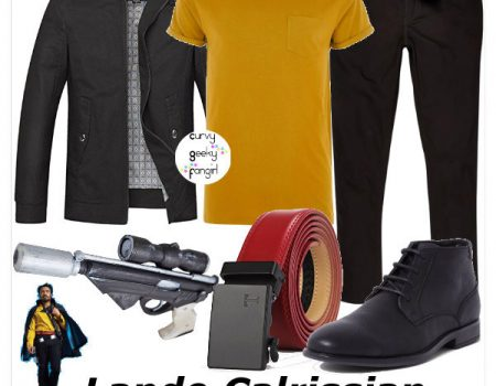 FANDOM FASHIONS: Lando Calrissian Sets (SOLO A Star Wars Story)