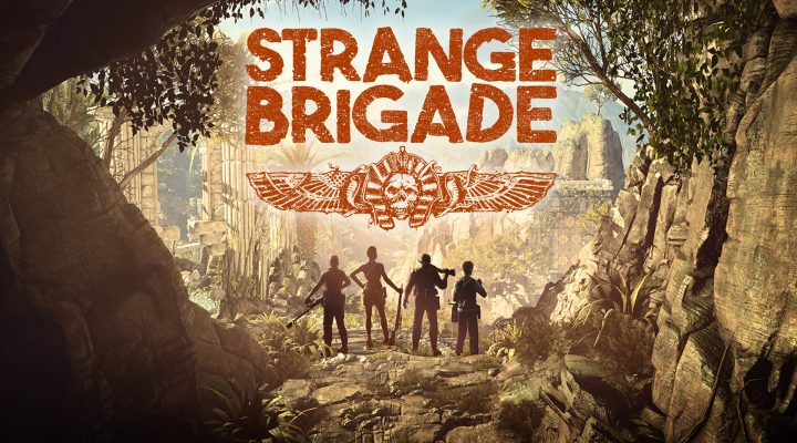"E32018: ""Strange Brigade"" Is A Return To Old-School Co-Op"