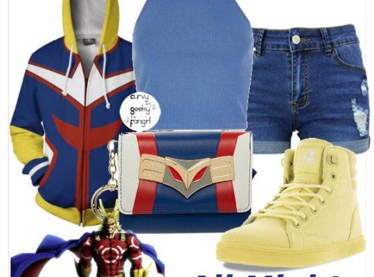 Fandom Fashions:  My Hero Academia
