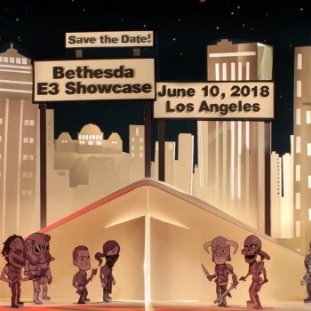 E3 2018 Day 2 – Bethesda Conference: Fallout 76, Rage 2, Wolfenstein, and More