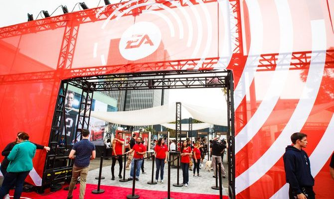 E3 2018 Day 1 – EA Play: Anthem, Battlefield V, Sportsball Stuff, and More