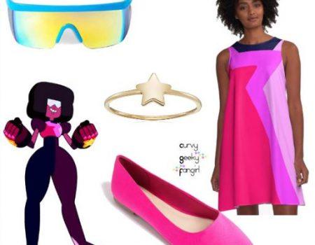 FANDOM FASHIONS: Crystal Gems – Steven Universe