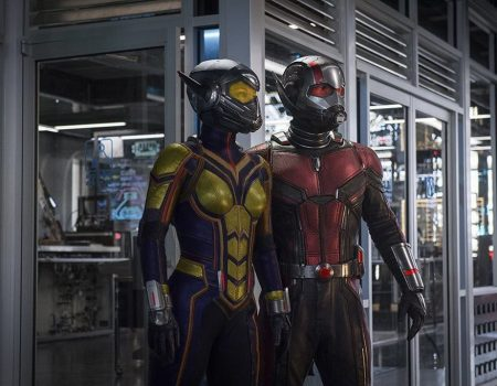Adventures At The Ant-Man & Wasp Press Conference